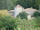 Vue de la Tour depuis la route