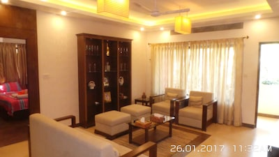 Park Walfredo Goa. Beach side holiday rental luxury apartment .
