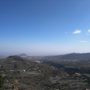 Tenteniguada, Valsequillo de Gran Canaria, Canary Islands, Spain