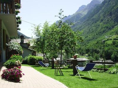 Appartamento in Valle d'Aosta per 6 persone