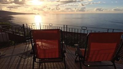 Piraino, Sicilië, Italië