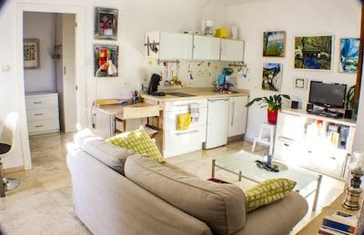 El apartamento que buscas en el centro de la ciudad