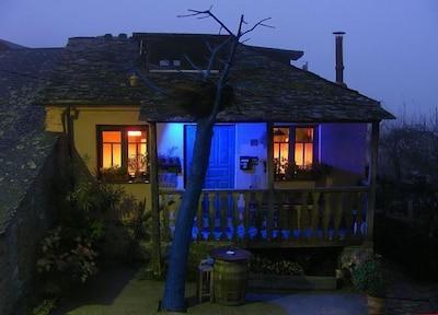 Casa La Nogala para 4 personas