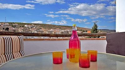 Alhama de Granada, Andalousie, Espagne
