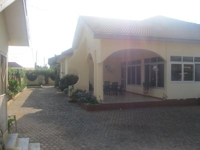 Aburi Botanical Garden, Aburi, Eastern Region, Ghana