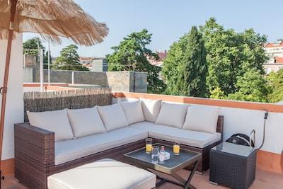 Alcantara Terrace Apartment