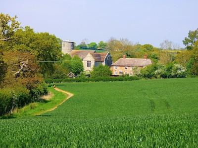 Bruisyard, Saxmundham, Angleterre, Royaume-Uni