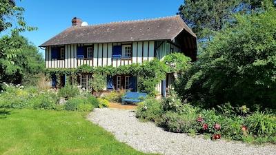 Aubry-le-Panthou, Orne, France