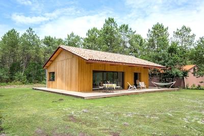 Jolie maison de charme au coeur de la forêt du Pyla  sur 8000 m²