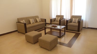 Park Walfredo Goa. Beach side 3 Bedroom  holiday rental  Apartment.