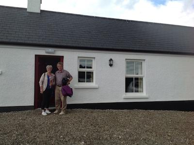 Self Catering Irish Cottage - Derg Cottage at Finn Valley Cottages,