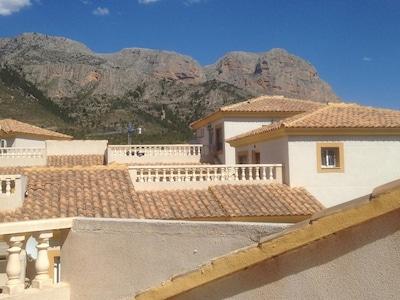 Polop, Spanien