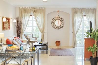 Espectacular apartamento en el centro con piscina
