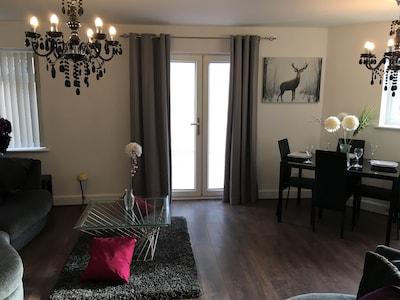 Luxury Garden Home-APartment