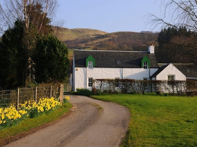 View of Cottage from Drive