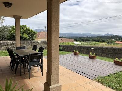 Tomino, Galice, Espagne