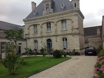 Saint-Mathurin-sur-Loire, Loire-Authion, Maine-et-Loire, France