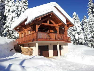Chalet - Doucy Tarentaise