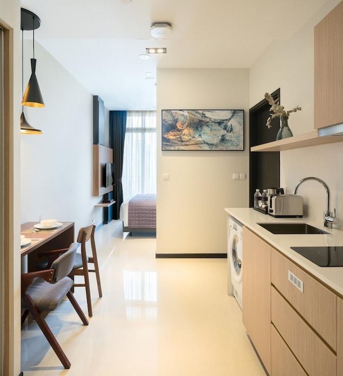 Studio Apartment @ Novena 1 - Singapore