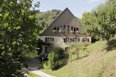 Lapoutroie, Haut-Rhin Département, Frankreich