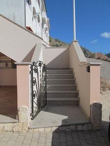 ingresso palazzina
