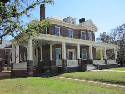 The Dryden House