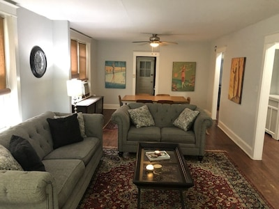 Whole First Floor Apartment