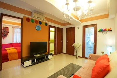 In the center of the city! 3- Bdr