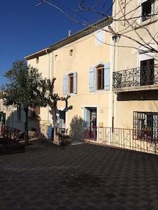Servian, Hérault (département), France