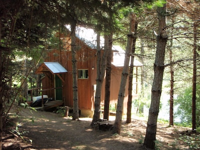 The Miner's Cabin