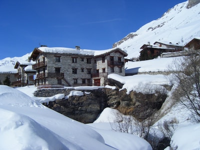 Le Fornet, Val-d'Isere, Savoie (department), France