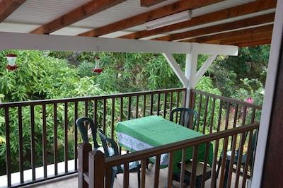 Ilet Tartane, Martinique