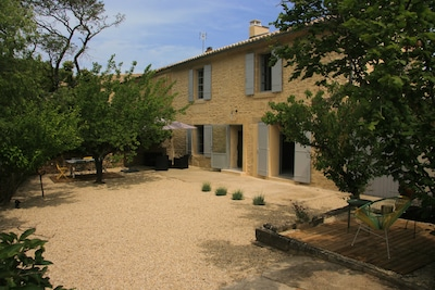 Castillon-du-Gard, Gard, France