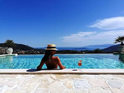 Fterno, Lefkada, Région des îles Ioniennes, Grèce