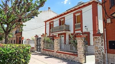 Villarejo de Salvanés, Gemeinde von Madrid, Spanien