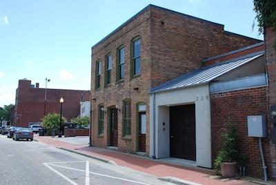 """The loft"" on Old Street (Street view)"