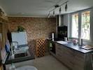Küche gut ausgestattet