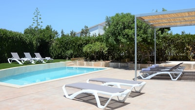 Ferienhaus Can Pedro: Strandnah, Privater Pool, WLAN, Air Conditioning