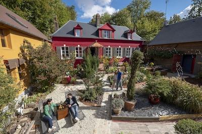 La Maison d'Hôtes Au2 Guest House AU2