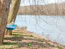 read or nap by the river