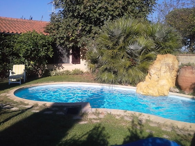 Ottimo posto dove stare con una piscina vicino alle spiagge