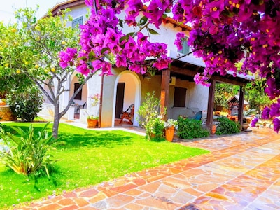 Solanas, Sinnai, Sardinia, Italy
