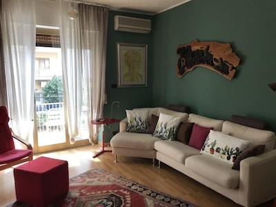 Cibali, Catanie, Sicilië, Italië