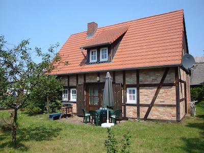 Rathebur, Ducherow, Meklemburgia — Pomorze Przednie, Niemcy