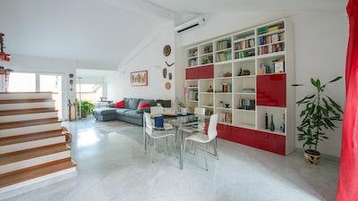 Modernes 150m² Loft im Zentrum von Mailand