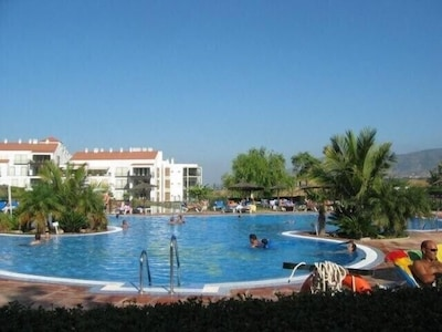 Apartamento de lujo en Resort