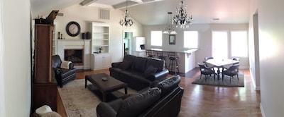 Full living area