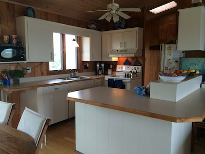 Kitchen (from dining area).