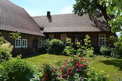 Badbergen, Niedersachsen, Deutschland