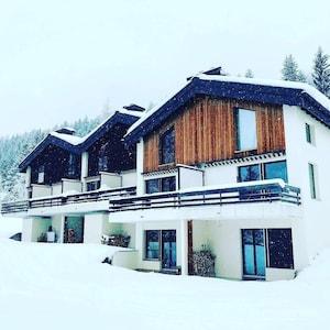 Val Sporz, Vaz-Obervaz, Graubuenden, Switzerland